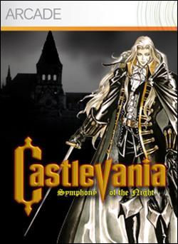 Castlevania: Symphony of the Night (Xbox 360 Arcade) by Konami Box Art