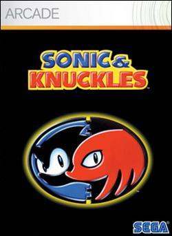 Sonic & Knuckles (Xbox 360 Arcade) by Sega Box Art