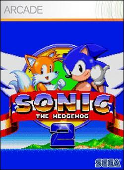 Sonic the Hedgehog 2 (Xbox 360 Arcade) by Sega Box Art