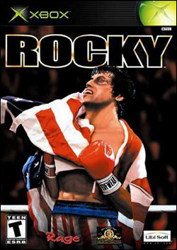 Rocky (Xbox) by Ubi Soft Entertainment Box Art