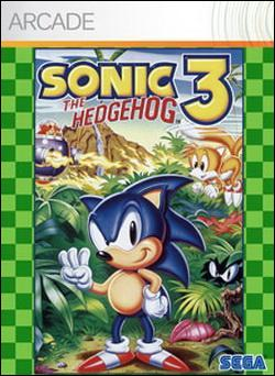 Sonic the Hedgehog 3 (Xbox 360 Arcade) by Sega Box Art