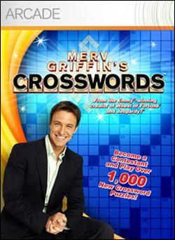 Merv Griffin's Crosswords (Xbox 360 Arcade) by Microsoft Box Art