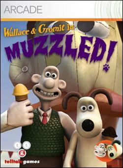 Wallace & Gromit #3: Muzzled (Xbox 360 Arcade) by Microsoft Box Art