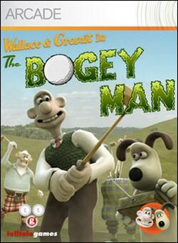 Wallace & Gromit #4: The Bogey Man (Xbox 360 Arcade) by Microsoft Box Art