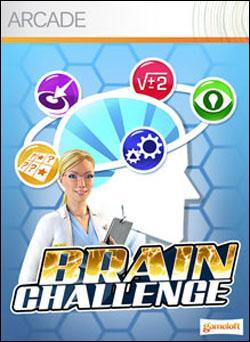 Brain Challenge (Xbox 360 Arcade) by Microsoft Box Art