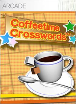 Coffeetime Crosswords (Xbox 360 Arcade) by Konami Box Art