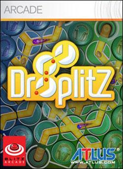 Droplitz (Xbox 360 Arcade) by Microsoft Box Art