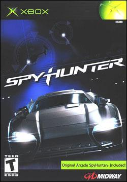 Spy Hunter (Xbox) by Midway Home Entertainment Box Art
