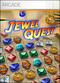 Jewel Quest (Xbox 360 Arcade) by Microsoft Box Art