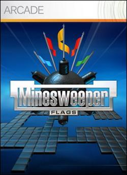 Minesweeper Flags (Xbox 360 Arcade) by Microsoft Box Art