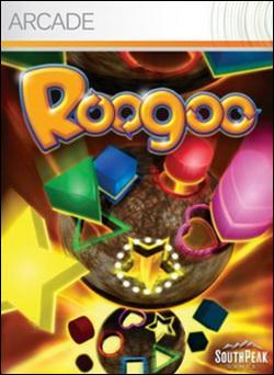 Roogoo (Xbox 360 Arcade) by Microsoft Box Art