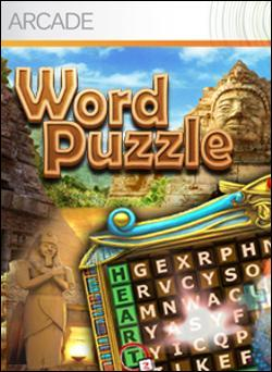 Word Puzzle (Xbox 360 Arcade) by Microsoft Box Art