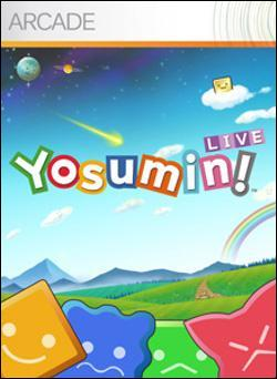 Yosumin! Live (Xbox 360 Arcade) by Square Enix Box Art
