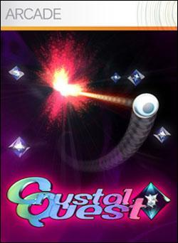 Crystal Quest (Xbox 360 Arcade) by Microsoft Box Art