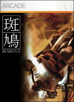 Ikaruga (Xbox 360 Arcade) by Microsoft Box Art