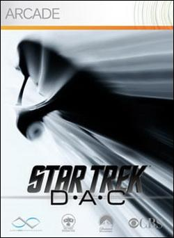 Star Trek DAC (Xbox 360 Arcade) by Microsoft Box Art