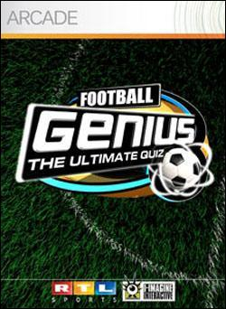 Football Genius: The Ultimate Quiz (Xbox 360 Arcade) by Microsoft Box Art