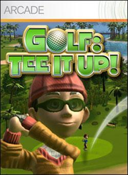 Golf: Tee It Up! (Xbox 360 Arcade) by Microsoft Box Art