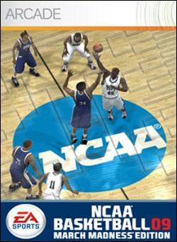 NCAA Basketball 09: March Madness Edition (Xbox 360 Arcade) by Microsoft Box Art