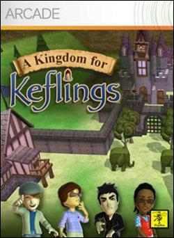 A Kingdom for Keflings (Xbox 360 Arcade) by Microsoft Box Art