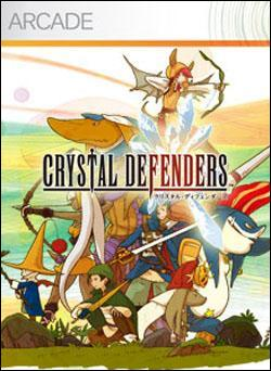 Crystal Defenders (Xbox 360 Arcade) by Microsoft Box Art