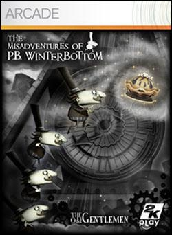 The Misadventures of P.B. Winterbottom (Xbox 360 Arcade) by Microsoft Box Art