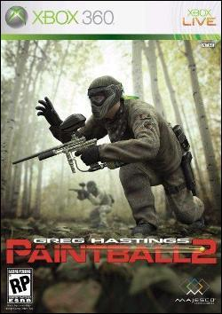 Greg Hastings Paintball 2 (Xbox 360) by Majesco Box Art