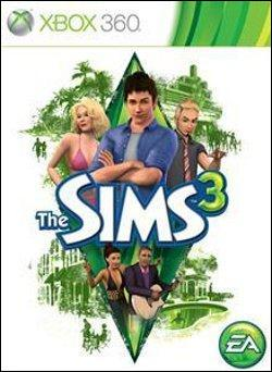 The Sims 3 (Xbox 360) by Electronic Arts Box Art