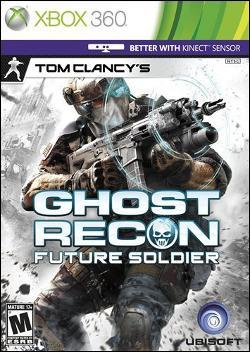 Tom Clancy's Ghost Recon: Future Soldier (Xbox 360) by Ubi Soft Entertainment Box Art