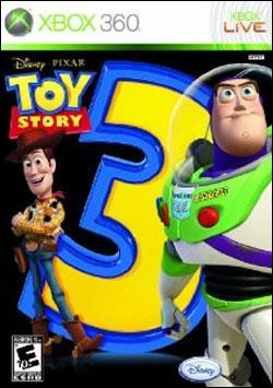 Toy Story 3 (Xbox 360) by Disney Interactive / Buena Vista Interactive Box Art