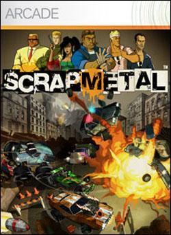 Scrap Metal (Xbox 360 Arcade) by Microsoft Box Art
