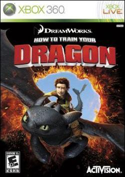 How to Train Your Dragon (Xbox 360) by Activision Box Art