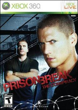Prison Break: The Conspiracy (Xbox 360) by Southpeak Interactive Box Art