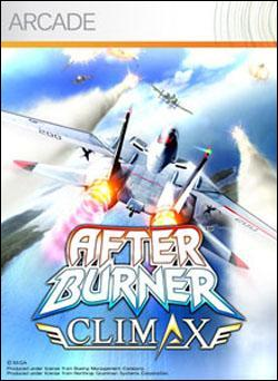 After Burner Climax (Xbox 360 Arcade) by Microsoft Box Art