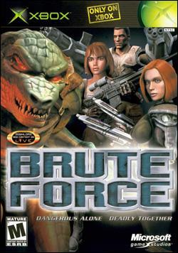 Brute Force (Xbox) by Microsoft Box Art