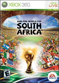 FIFA World Cup 2010 South Africa (Xbox 360) by Electronic Arts Box Art
