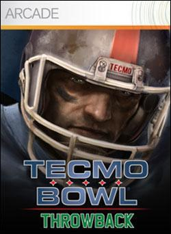 Tecmo Bowl Throwback (Xbox 360 Arcade) by Tecmo Inc. Box Art