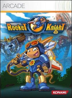 Rocket Knight (Xbox 360 Arcade) by Konami Box Art