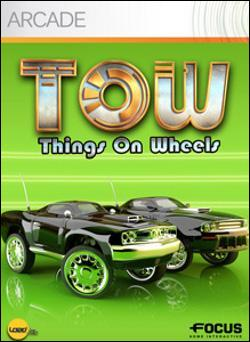 Things on Wheels (Xbox 360 Arcade) by Microsoft Box Art