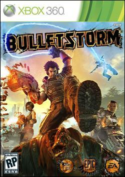 Bulletstorm (Xbox 360) by Electronic Arts Box Art