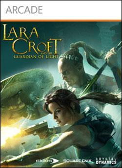 Lara Croft and the Guardian of Light (Xbox 360 Arcade) by Square Enix Box Art