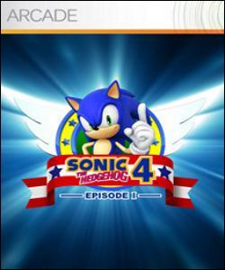 Sonic 4 Episode I (Xbox 360 Arcade) by Sega Box Art