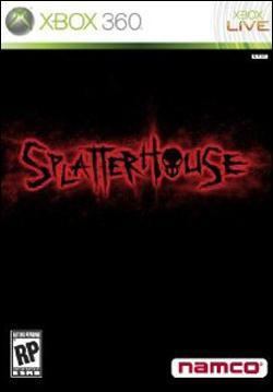 Splatterhouse (Xbox 360) by Namco Bandai Box Art