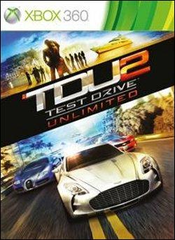 Test Drive Unlimited 2 (Xbox 360) by Atari Box Art