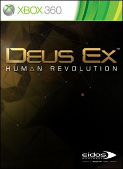 Deus Ex: Human Revolution (Xbox 360) by Eidos Box Art