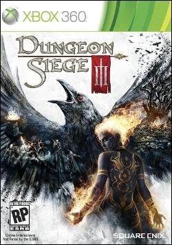 Dungeon Siege 3 (Xbox 360) by Square Enix Box Art