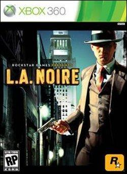 L.A. Noire   (Xbox 360) by Rockstar Games Box Art
