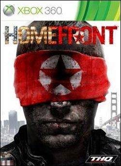 Homefront    (Xbox 360) by THQ Box Art