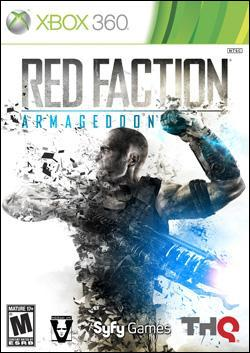 Red Faction: Armageddon    (Xbox 360) by THQ Box Art