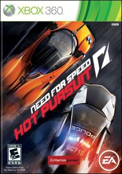 Need for Speed Hot Pursuit (Xbox 360) by Electronic Arts Box Art